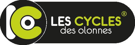 Sticker LES CYCLES des olonnes