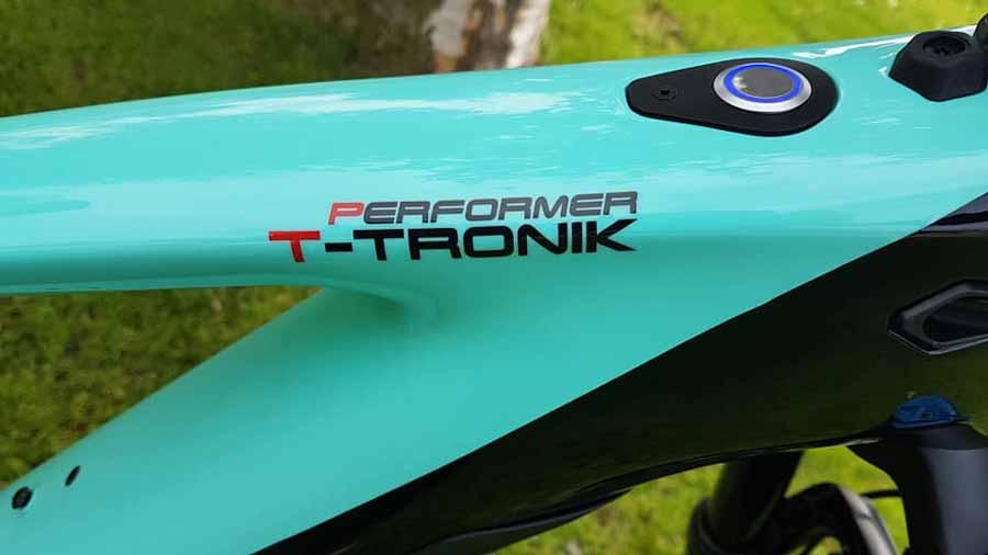 Vélo assistance électrique ou VAE, BIANCHI PERFORMER T-TRONIK