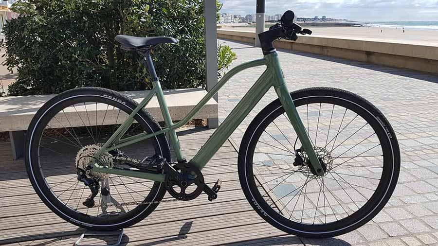 Vélo assistance électrique ou VAE Orbea vibe