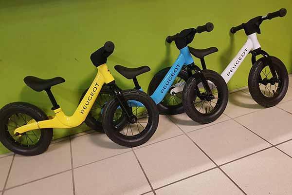 Boutique vélo enfant aux Sables d'Olonne en Vendée